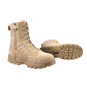 "S.W.A.T. Classic 9"" Men's Boot Size 9.5 Reg Tan"