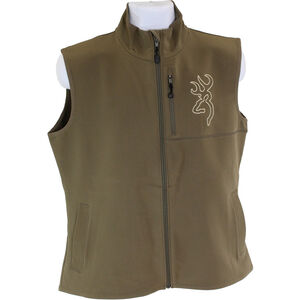 Browning Women's Hell's Canyon Mercury Vest Polyester Capers Large
