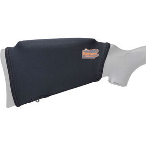 """Beartooth Products Comb Raising Kit 2.0 with No Ammo Loops 7"""" Long Fits Most Rifle and Shotgun Stocks Neoprene Black"""