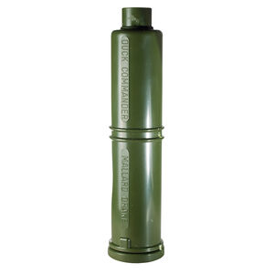 Duck Commander Mallard Drake Duck Call High Impact Polymer Construction Green DC10025