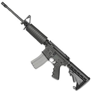 "Rock River Arms LAR-15 Tactical CAR A4 AR-15 5.56 NATO Semi Auto Rifle, 16"" Barrel 30 Rounds"