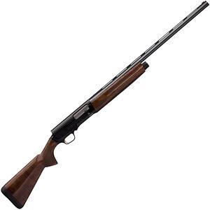 "Browning A5 Hunter High Grade Semi Auto Shotgun 12 Gauge 26"" Vent Rib Barrel 4 Rounds 3"" Chamber Walnut Stock Blued"