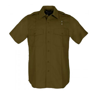 5.11 Tactical Taclite PDU Class A Shirt 3XL Tall Spruce Green