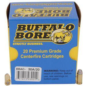 Buffalo Bore .32 ACP +P Ammunition 20 Rounds Lead HCFN 75 Grains 30A/20