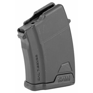 FAB Defense AK-47 10 Round Magazine 7.62x39 Polymer Construction Matte Black Finish