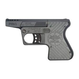 "Heizer Defense Pocket AK Break Action Single Shot Pistol 7.62x39mm 3.87"" Ported Barrel One Round Capacity Matte Black PAK1BLK"