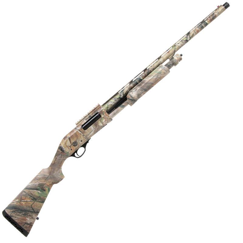 """Charles Daly Maxi-Mag 335 Shotgun 12 Gauge Pump Action 24"""" Barrel 3-1/2"""" Chambers 5 Rounds Synthetic Stock Realtree APG Camo"""