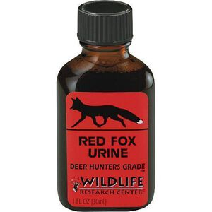 Wildlife Research Red Fox Urine Masking Scent 1 Fluid Ounce