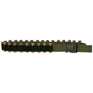 Fox Outdoor Shotgun Shell Bandolier Olive Drab