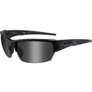 Wiley X Eyewear Saint Safety Glasses Black/Gray CHSAI08
