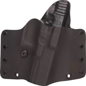 BlackPoint Tactical Standard Belt Holster For GLOCK 19/23/32 Right Hand Kydex Black 100101