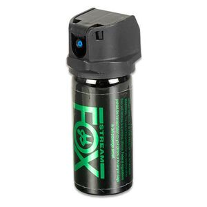 Fox Labs Mean Green Pepper Spray 1.5 Ounce Stream Green Marking Dye