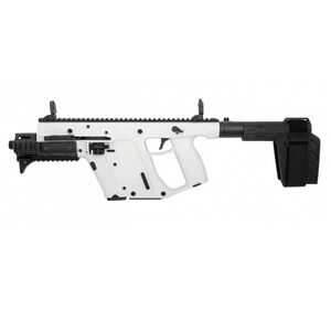 "Kriss USA Kriss Vector Gen II SDP-SB Enhanced 9mm Luger Semi Auto Pistol 6.5"" Barrel 17 Rounds Pistol Stabilizing Brace Alpine White Finish"
