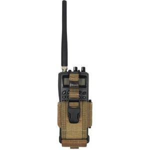 Maxpedition Hard Use Gear Radio Pouch Large Khaki