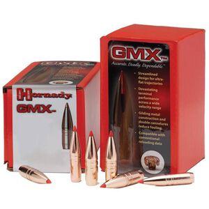 """Hornady 7mm Caliber 0.284"""" Diameter 139 Grain GMX Polymer Tip Bullet 50 Count"""