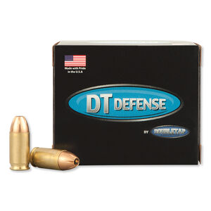 DoubleTap .380 ACP Ammunition 20 Rounds JHP 95 Grains 38095CE20