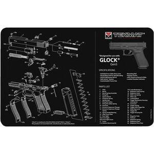 "TekMat GLOCK Gen5 Armorer's Mat Neoprene 11""x17"""
