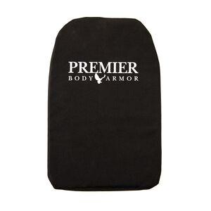 "Premier Body Armor Panel Universal Fit Medium 11""x14"" Black BPP-9007"