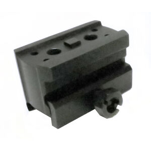 Sun Optics Micro Sight Mount High Aluminum Black