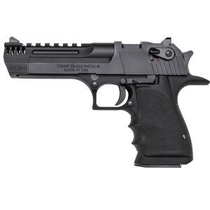 "Magnum Research Desert Eagle L5 Semi Auto Handgun .357 Mag 6"" Barrel 9 Rounds Integral Muzzle Brake Black"