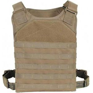 Voodoo Tactical MOLLE RAT Plate Carrier Vest Coyote 20-9017007000