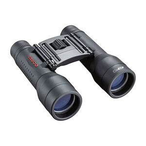 Tasco Essentials 10x32 Mid Sized Binoculars Roof Prism Rubber Coated Black Boxed