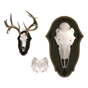 Mountain Mike's Black Forrest Deer Plaque Kit