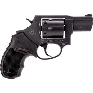 """Taurus UL 856 .38 Special DA/SA Revolver 2"""" Barrel 6 Rounds Rubber Grips Black Finish"""