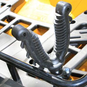Coleman Maddog Fin Grip Pro Rack Single Mount