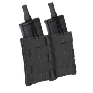 Tac Shield AR-15 Double Speed Load Rifle Magazine Pouch Nylon Black T3507BK