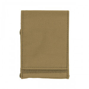 """Voodoo Tactical MOLLE Cell Phone Pouch Size Large 3.25"""" x 2.75"""" x 7"""" Coyote"""