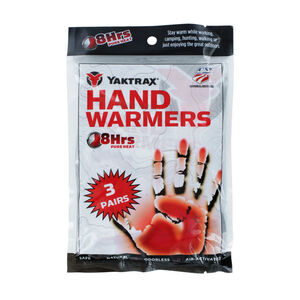 Yaktrax Hand Warmer 3-Pack