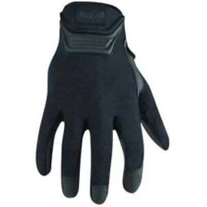 Ringers Gloves Duty Gloves Spandex Medium Black