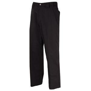 "Tru-Spec 24/7 Series Men's EMS Pants Polyester/Cotton 38"" Waist Unhemmed Black 1121087"