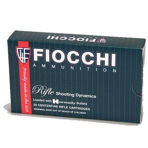Fiocchi .243 Win 90 Grain PSP 20 Round Box