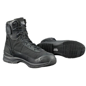 "Original S.W.A.T. H.A.W.K. 9"" Side Zip Tactical Boot Men's 13 Wide Black 165231W-13"