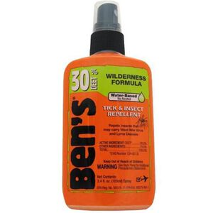 Adventure Medical Kits Ben's 30 Tick and Insect Repellent DEET 3.4oz Pump 0006-7187