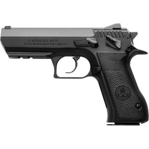 "IWI Jericho 941 F Full Size Semi Auto Handgun 9mm Luger 4.4"" Barrel 10 Rounds Adjustable Sights Steel Frame Black J941F910"