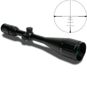 KONUSPRO 550 4x-16x50mm Riflescope with Engraved Ballistic Reticle
