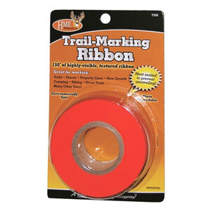 HME Products Trail Marking Ribbon 150' Orange TMR