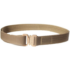 "High Speed Gear Cobra 1.5"" Rigger Belt w/Interior Velcro Medium Coyote Brown"