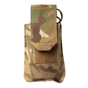 BLACKHAWK! Smoke Grenade Single Pouch MOLLE Compatible Nylon Multicam