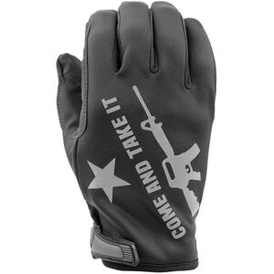 "Industrious Handwear ""Come & Take It"" Reflective Gloves, Extra Small"