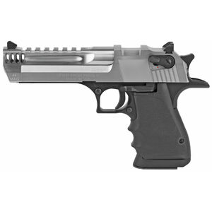 "Magnum Reasearch Desert Eagle L5 .44 Mag Semi-Auto Handgun 5"" Barrel 8 Rounds Lightweight Aluminum Frame Black/Brushed Chrome Finish"