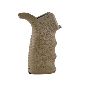 Mission First Tactical AR-15 Engage Pistol Grip Polymer Dark Earth EPG16SDE