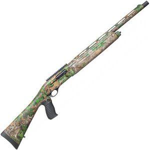 "Weatherby SA-459 Turkey Semi Auto Shotgun 20 Gauge 22"" Barrel 3"" Chamber 5 Rounds Synthetic Stock RealTree Xtra Green Camo Finish SA459XG2022PGM"