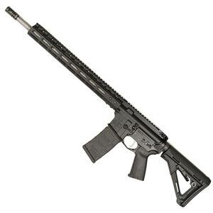 "Noveske Gen 1 Rouge Hunter AR-15 Semi-Auto Rifle 5.56 NATO 18"" Barrel 30 Round NSR 15"" M-LOK Compatible Free Float Hand Guard ALC Trigger Magpul Collapsible Stock Matte Black"