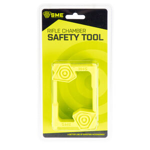 GSM Outdoor/SME Medium Chamber Safety Flag Polymer Green 6 Pack