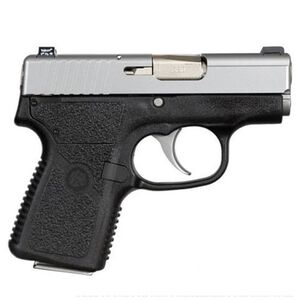"""Kahr Arms P380 Semi Auto Handgun .380 ACP 2.53"""" Barrel 6 Rounds Magazine Disconnect Loaded Chamber Indicator Polymer Frame Stainless Slide KP38233N"""