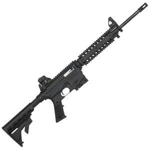 "Mossberg 715T Semi Automatic Rimfire Rifle .22LR 16.25"" Barrel 10 Rounds Adjustable Stock Blued Finish 37205"